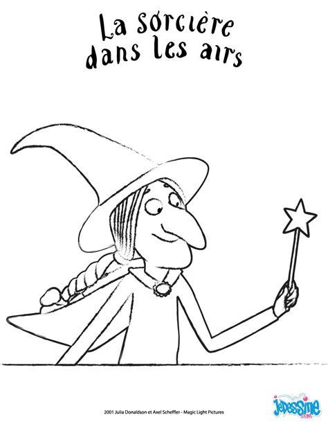 la sorciere dans les 2070661172 coloriage sorciere les beaux dessins de personnages 224 imprimer et colorier page 3