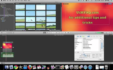 tutorial to use imovie imovie 11 tutorial working with fonts and titles part 2