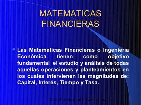 imagenes sobre matematica financiera matematicas financieras interes simple y compuesto