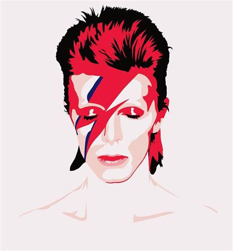 artists pay tribute to late david bowie 15 pics bored