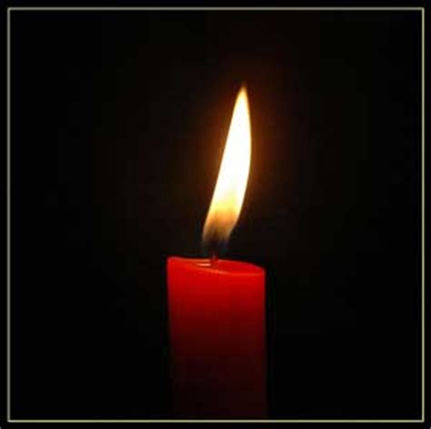 imagenes velas rojas encendidas imagen de vela roja para whatsapp