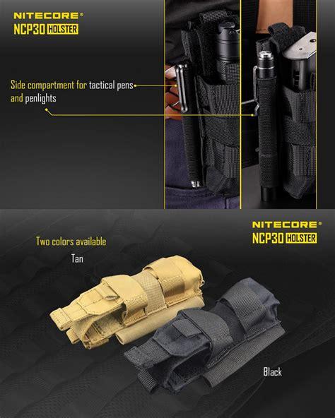 Nitecore Durable Holster Ncp40 holster nitecore ncp40