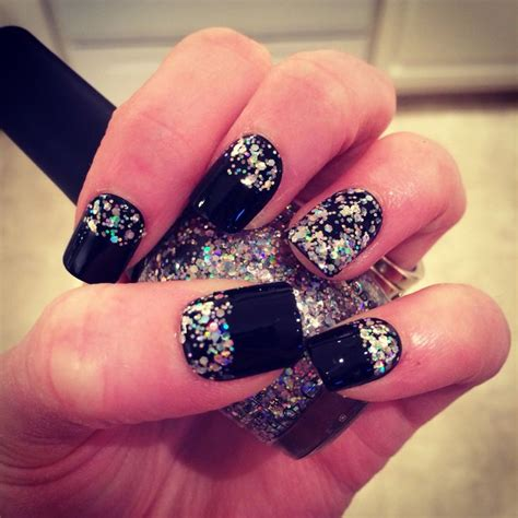 nail designs for new years 5 new year s inspired nail designs