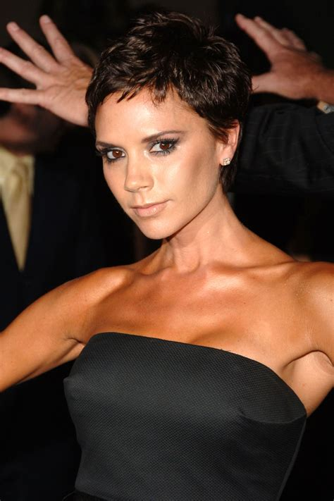 when did victoria beckham cut her hair very short forever adorable pixie haircuts hairstyles 2017 hair