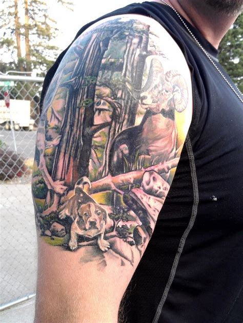 cool hunting tattoos 59 best tattoos images on cool tattoos