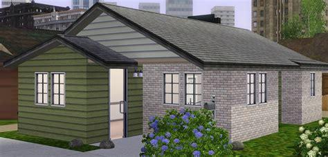 sims 3 starter house plans mod the sims quot ledomus quot starter home plan 3 no cc