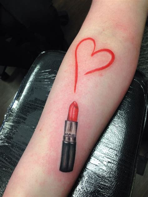 lipstick tattoos 36 best perfume bottle s images on