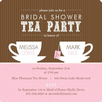 Bridal Shower Qoutes by Quotes For Bridal Shower Tea Quotesgram