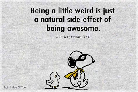 being a is awesome being a is just a side effect of