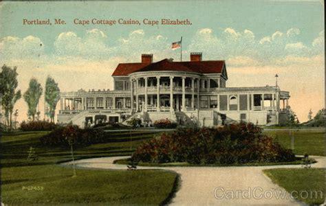 Cape Cottage Maine by Cape Cottage Casino At Cape Elizabeth Portland Me