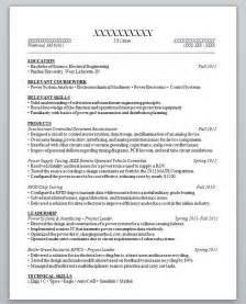 resume examples for college students with no job experience 1