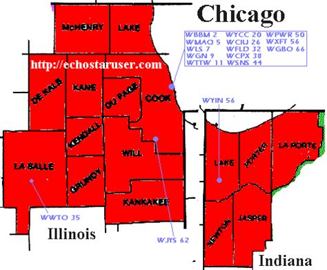 chicago dma map ekb dish network channels at 61 5