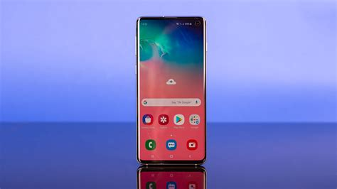 samsung galaxy s10 review forget foldability this is samsung s leap forward yet