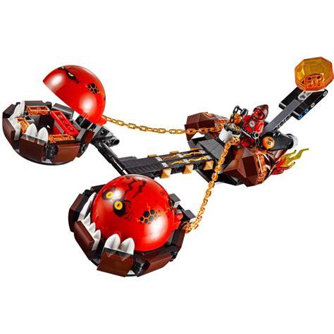 Exklusif Lego 70314 Nexo Knights Beast Master S Cha Diskon lego 70314 beast master s chaos chariot lego 174 sets nexo knights mojeklocki24