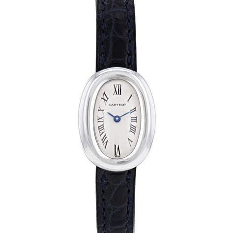 Baignoire Cartier by Cartier Baignoire Wrist 334256 Collector Square