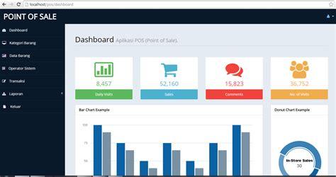 codeigniter sle website free download aplikasi penjualan barang codeigniter pos point of sales