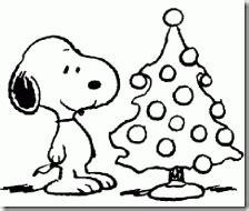 imagenes de navidad snoopy jugar y colorear dibujos para colorear de snoopy en navidad