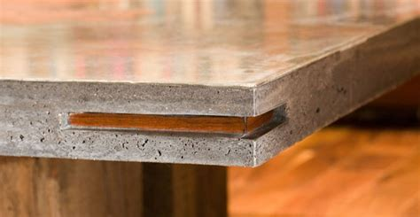 concrete and wood table wood and concrete dining table cheng concrete exchange