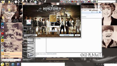 download theme windows 7 exo k free theme for windows 7 update exo planet windows 7 theme