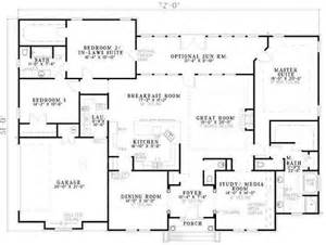 House Plans Two Master Suites One Story by Traditional House Plan Alp 07bn Chatham Design Group
