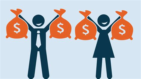 wage gap there is no gender wage gap prageru