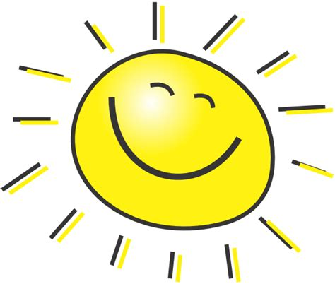 clipart sun sun clip at clker vector clip
