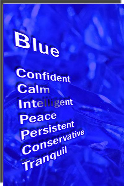 blue color meaning color blue meaning effects color feeling blue in