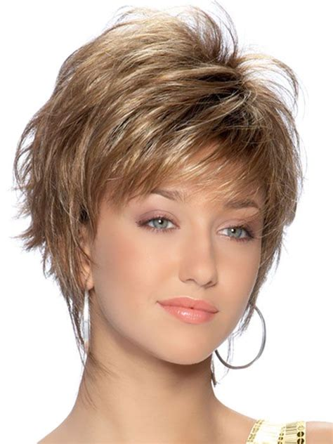 short hair volume on top longer in frint 14 best images about tressallure wig collection on