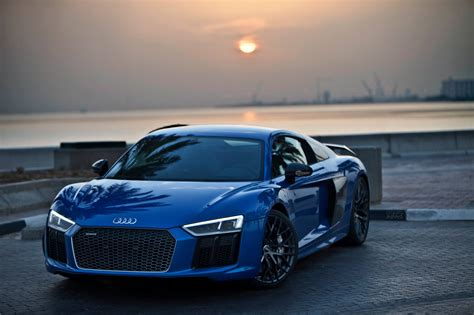 audi r8 v10 plus horsepower the audi r8 v10 plus and rs6 performance are almost