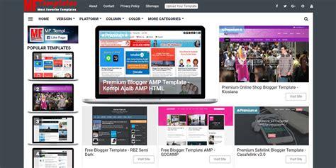 blogger makassar 12 tempat download template blogger yang terbaik dan