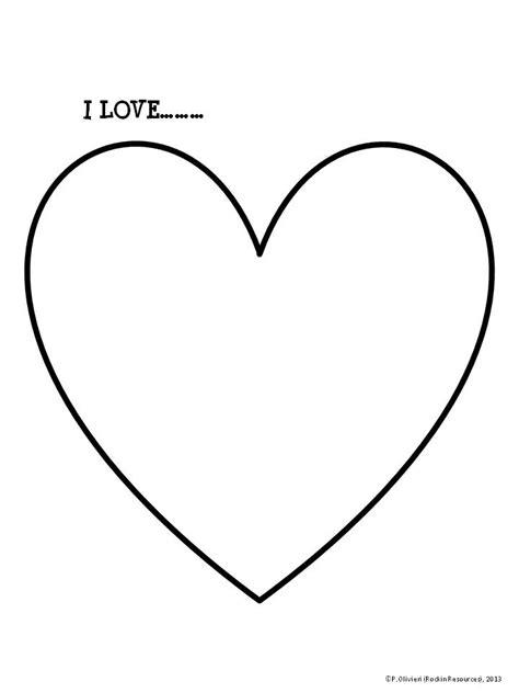 free template heart pattern srdce pinterest heart