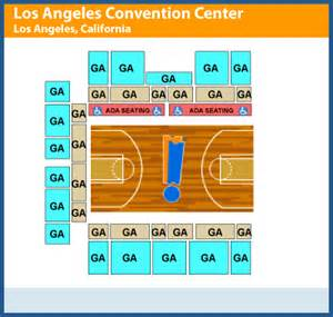 Los Angeles Convention Center Floor Plan by La Convention Center Seating Related Keywords