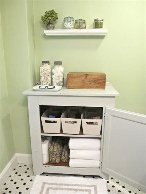 Small Bathroom Cabinet Storage Ideas How To Increase Storage In Your Bathroom In Affordable Way