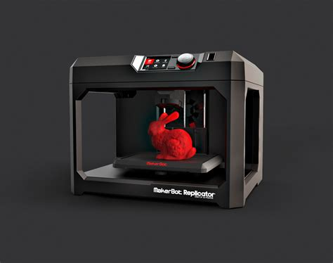 3d printing makerbot announces 5th generation 3d printers at ces 2014
