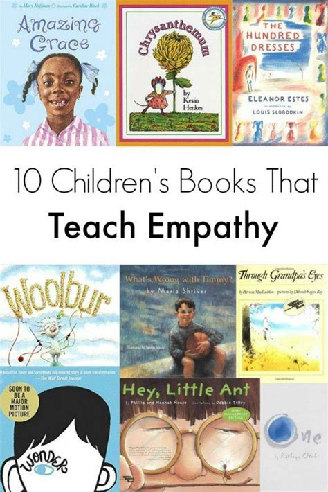 picture books that teach empathy the 25 best ideas about teaching empathy on
