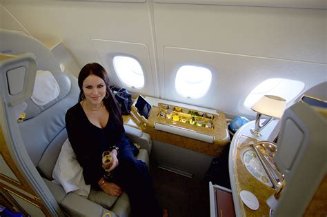 emirates a380 first class emirates a380 first class an airline review