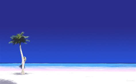 beach powerpoint templates wallpaper