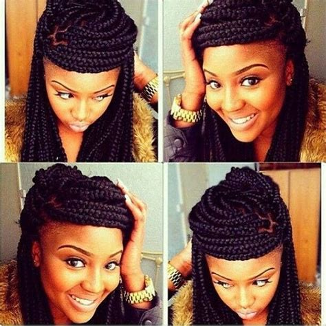 box braid styles for work rock to work how to style your braids to the office