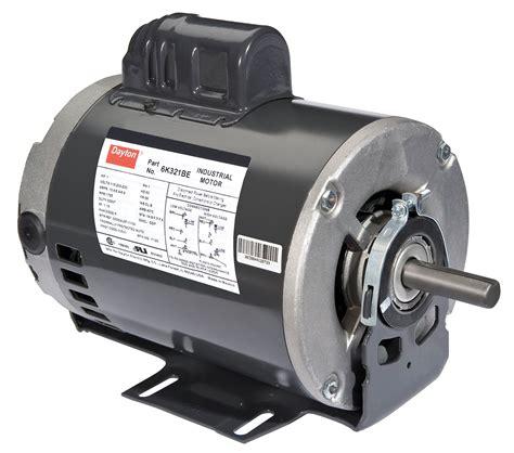 capacitor for 1 2 hp motor dayton 1 2 hp belt drive motor capacitor start 1725 1425 nameplate rpm ebay