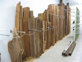 build your own portable lumber rack