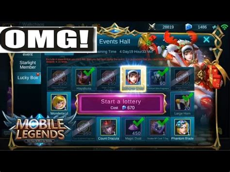 my event mobile legend lucky box opening mobile legends event