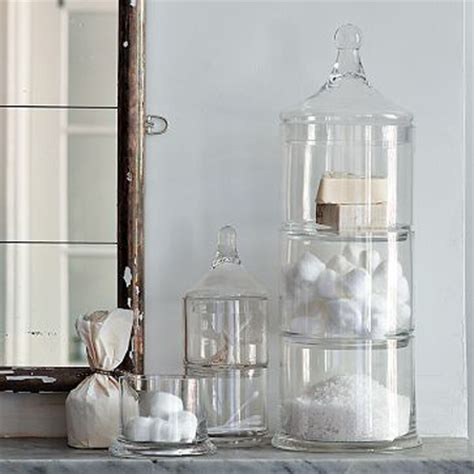 apothecary home decor decorating with apothecary jars