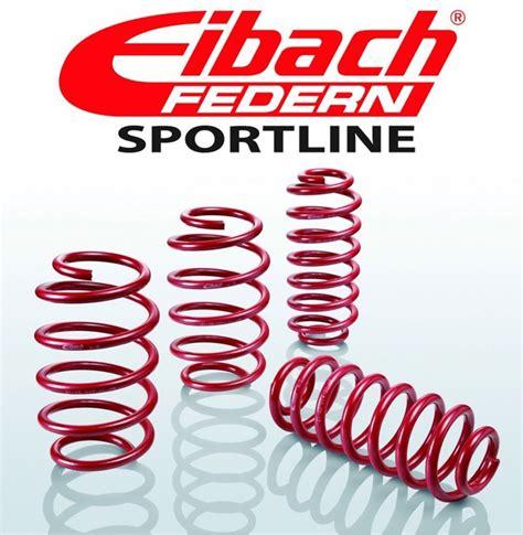 F11 Hinterachse Tieferlegen by Eibach Sportline Kit 45 40 Mm Federn Tieferlegung Bmw