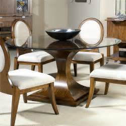 concorde suite round glass dining set at gowfb ca dining