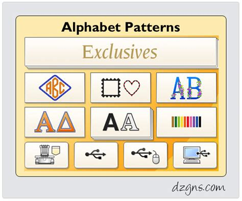 pattern lock alphabet multi needle blog alphabet patterns eileen s machine