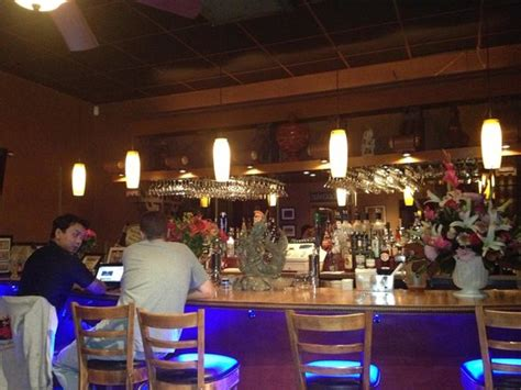 bar picture of lotus garden utica tripadvisor