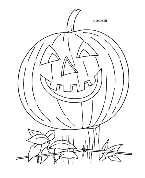 smiling pumpkin coloring pages halloween coloring page sheets smiling pumpkin on a
