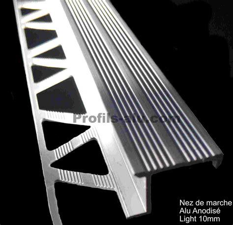 Nez De Marche Alu 2252 by Nez De Marche Decoratif En Aluminium 10 Mm Www Profils