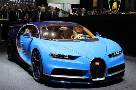 2017 bugatti chiron the 2 5 million 1500 hp of