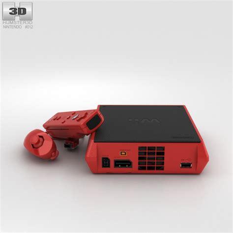 console wii mini nintendo wii mini 3d model hum3d